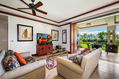 Waikoloa Condo For Sale: 69-1000 Kolea Kai Cir #7D
