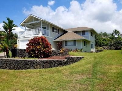 Kailua-Kona Single Family Home For Sale: 77-6371 Kenika Pl