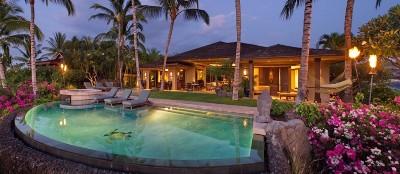 Single Family Home For Sale: 72-308 Ke Alaula Wy