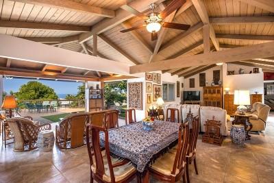 Kailua-kona Single Family Home For Sale: 75-5818 Lupa Pl