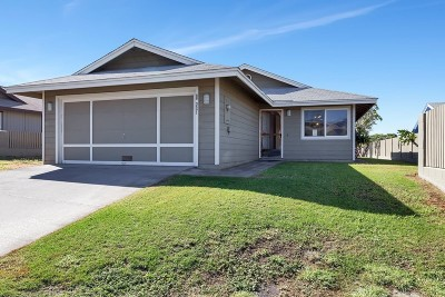 Waikoloa Single Family Home For Sale: 68-3591 Kupunahine St
