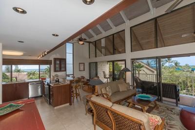 Kailua-Kona Condo For Sale: 78-7070 Alii Dr #C304