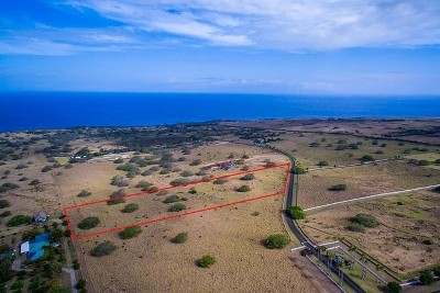 Hawi, Kapaau Residential Lots & Land For Sale: Puakea Dr