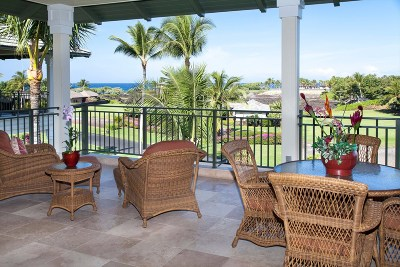Waikoloa Condo For Sale: 69-1000 Kolea Kai Cir #1C