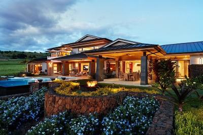 Poipu Single Family Home For Sale: 3047 Kahalawai St