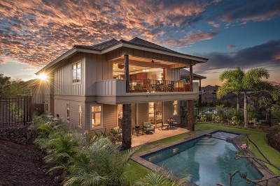 Mauna Lani Resort, 49 Black Sand Beach Single Family Home For Sale: 68-1122 N Kaniku Drive #353
