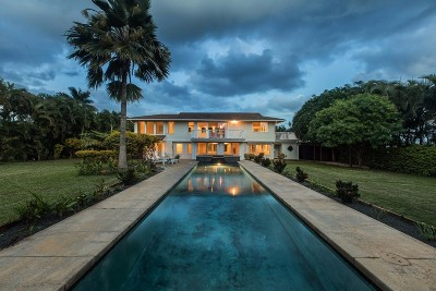 Kapaa Single Family Home For Sale: 5897-C Kawaihau Rd #B