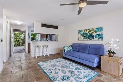 Kailua-kona Condo For Sale: 75-6081 Alii Dr #L101