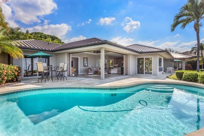 Kailua-Kona Single Family Home For Sale: 76-975-B Aeo St