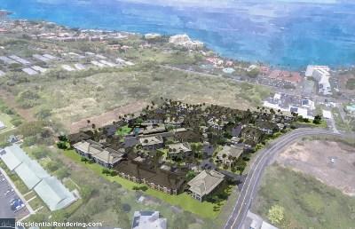 Kailua-Kona Condo/Townhouse Contingent: 75-216 Hualalai Rd #C202