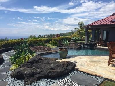 Kailua-Kona Single Family Home For Sale: 72-4077 Ke Ana Wai St