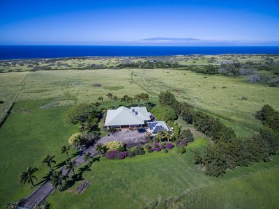 Hawi, Kapaau Single Family Home For Sale: 56-2805 Lahuiki Pl