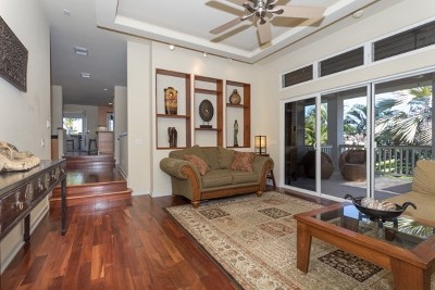 Kailua-Kona Single Family Home For Sale: 75-6138 Alii Drive