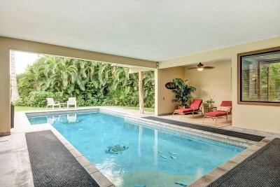 Kailua-kona Single Family Home For Sale: 77-368 Hoomaluhia Dr