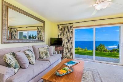 Kauai County Condo/Townhouse For Sale: 3780 Edward Rd #5104