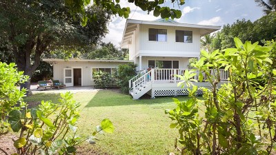 Waimea, Kamuela Single Family Home For Sale: 69-1811 Puako Beach Dr