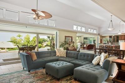 Kailua-Kona Single Family Home For Sale: 75-660 Nani Ohai Pl