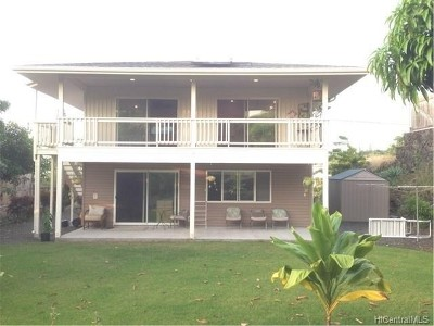 Kailua-Kona Single Family Home For Sale: 74-5095 Kai Opua St