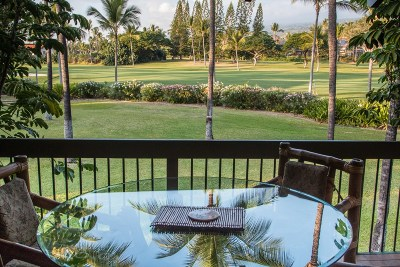 Kailua-kona Condo/Townhouse For Sale: 78-261 Manukai St #704