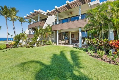 Mauna Lani Resort Condo For Sale: 68-1050 Mauna Lani Point Dr #F105