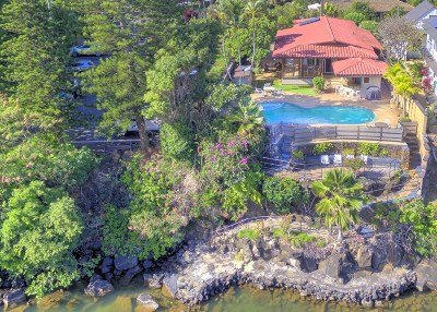 Kauai County Single Family Home For Sale: 2652 Puuholo Rd
