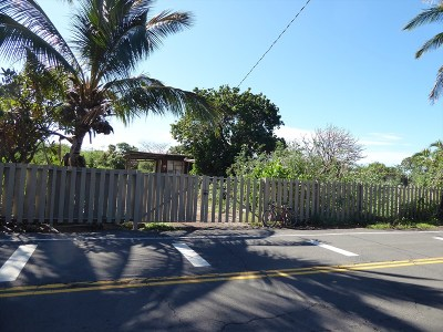 Kamuela Residential Lots & Land For Sale: 69-1761 Puako Beach Dr