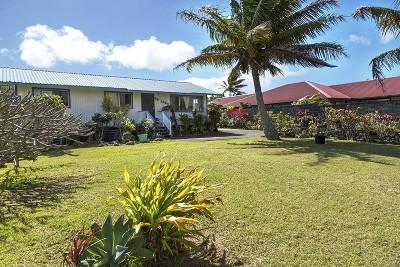Hawi, Kapaau Single Family Home For Sale: 55-3228 Akoni Pule Hwy