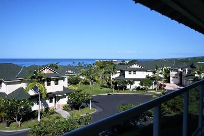 Kailua-Kona Condo For Sale: 78-6833 Alii Dr #E4