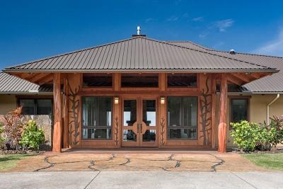 Kailua-Kona Single Family Home For Sale: 73-4695 Pilialoha Rd