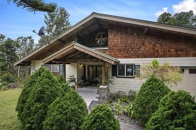 Kailua-kona Single Family Home For Sale: 73-1655 Hao St #A