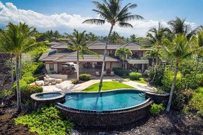 Waimea, Kamuela Single Family Home For Sale: 68-1059 Honokaope Wy