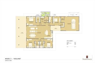 Waikoloa Single Family Home For Sale: 69-9233 Ainamalu St.