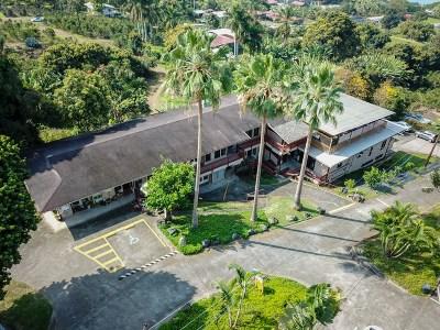 Kealakekua Condo/Townhouse For Sale: 81-6587 Mamalahoa Hwy #C201