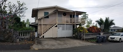 Kailua-Kona Single Family Home For Sale: 75-180 Ala Onaona St