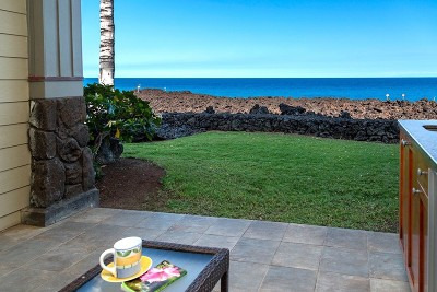 Waikoloa Condo For Sale: 69-1033 Nawahine Pl #15C