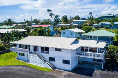 Hilo Single Family Home For Sale: 744-A Wainaku St