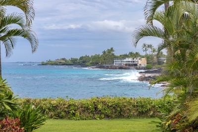 Kailua-Kona Condo For Sale: 77-6516 Alii Dr #12