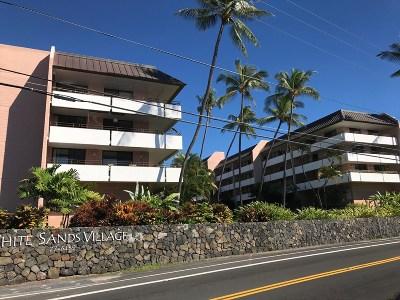 Kailua-Kona Condo For Sale: 77-6469 Alii Dr #327