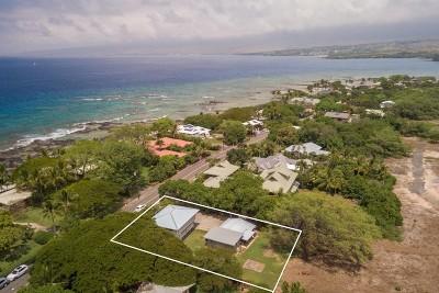 Kamuela Single Family Home For Sale: 69-1695 Puako Beach Dr