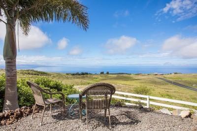 Hawi, Kapaau Single Family Home For Sale: 59-114 Kipa Mai Wy