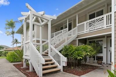 Kailua-kona Condo For Sale: 75-6009 Alii Dr #Q23