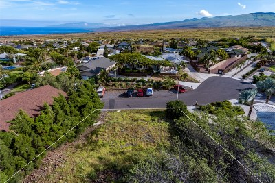 Waikoloa Residential Lots & Land For Sale: 68-1868 Malina Pl