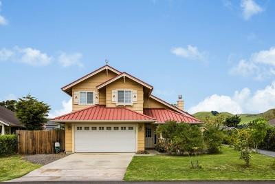 Waimea, Kamuela Single Family Home For Sale: 67-1300 Laikealoha St