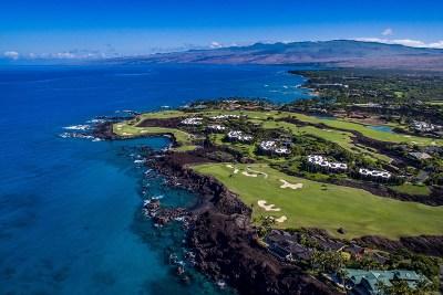 Mauna Lani Resort, 49 Black Sand Beach Condo For Sale: 68-1050 Mauna Lani Point Dr #C102