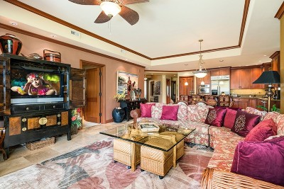 Waikoloa Condo/Townhouse For Sale: 69-1000 Kolea Kai Cir #9A