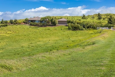 Kohala Ranch Single Family Home For Sale: 59-1113 Kalama Wy