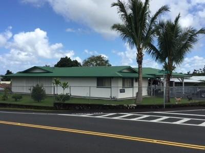 Hilo Single Family Home For Sale: 1361 Kikaha St