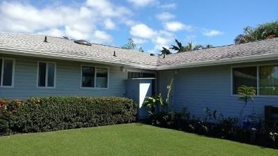 Kailua-Kona Single Family Home For Sale: 76-6193 Pakalana Rd