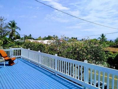 Kailua-Kona Single Family Home For Sale: 77-6537 Naniloa St