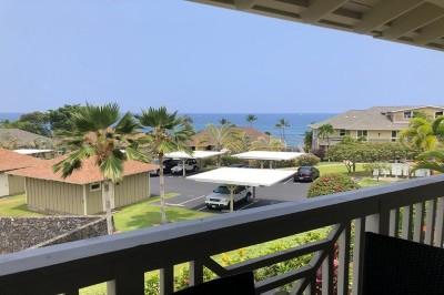 Kailua-Kona Condo For Sale: 75-5919 Alii Dr #II22